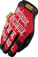 Перчатки The Original Glove Red, MG-02, Mechanix Wear