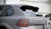 """Спойлер Porsche Cayenne 955/957 """"GTS"""" двойной (карбон)"""
