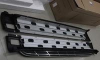 Пороги - подножки Porsche Cayenne 958 2011+ 2014+