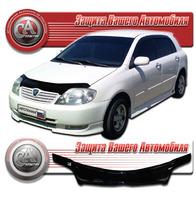 Дефлектор капота - мухобойка Toyota Corolla Allex 99-04