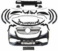 """Обвес (комплект) """"AMG Design"""" для Mercedes GLE-Calss W292 2014+"""