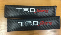 Накладки на ремни TRD