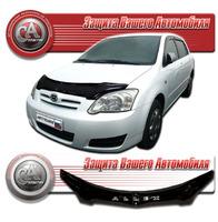 Дефлектор капота - мухобойка Toyota Allex 2004