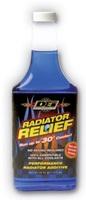 "Присадка ""DEI"" Radiator Relief для бензина ДВС 16oz."