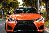 Бампер передний + решетка рестайлинг GSF Design Lexus GS (L10) 2012-2015