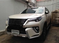 "Обвес + решетка ""LX-Mode"" Toyota Fortuner 2015+"