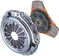 Комплект спорт диск+корзина сцепления Exedy TK02T Toyota Vitz/Starlet/Sprinter