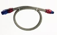 Шланг-удлинитель для установки датчика давления масла (алюминий)