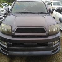 "Обвес ""JAOS AURA"" Toyota Hilux Surf 210-215 + решетка"