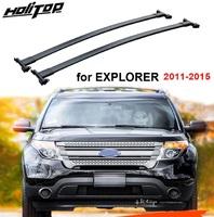 Рейлинги поперечные - поперечины Ford Explorer 2011-2015