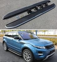 Пороги - подножки Land Rover Evoque 2012-2018 #2