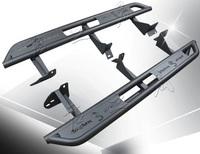 Подножки (пороги) усиленные металл Toyota Land Cruiser Prado 95