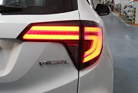 Стопы тюнинг дымчатые Honda Vezel 2013-2017 (бегающий поворотник)