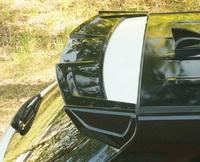 "Спойлер на крышку багажника ""GT-LINE"" на Hyundai Creta"