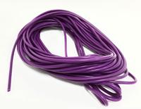 Шланг силиконовый фиолетовый 3*7мм (бухта 10м)