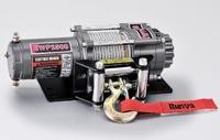 Лебёдка электрическая 12V Runva 2500lbs
