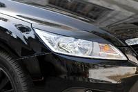 Накладки на фары (реснички) Ford Focus 2 2008-2010