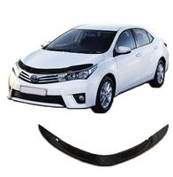 Дефлектор капота - мухобойка Toyota Corolla 2013+