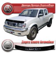 Дефлектор капота - мухобойка Nissan Datsun 97-01