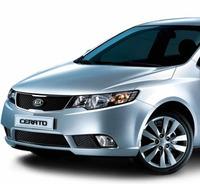 Капот Kia Cerato 2008-2012