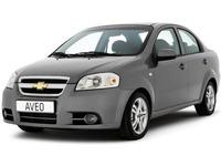 Капот Chevrolet Aveo 2008-2011 (седан)