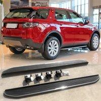 Пороги - подножки Land Rover Discovery Sport 2014+