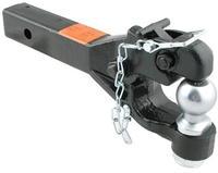 Буксировочное устройство в квадрат фаркопа (шар 50 мм)