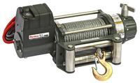 Лебёдка электрическая 12V Runva 9500lbs 4350 кг (влагозащищенная)