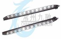Пороги - подножки GAC (Trumpchi) GS8 2016+