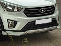 """Обвес """"Zeus"""" на Hyundai Creta / IX25"""
