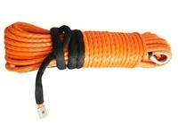Кевларовый трос (оранжевый) 8мм * 29м