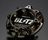 Крышка масляная Blitz Toyota JZ (с защелкой)
