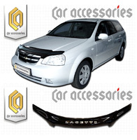 Дефлектор капота - мухобойка Chevrolet Lacetti универсал 2004+