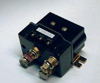 Герметичный блок соленоидов для электролебедки