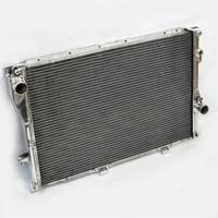 Радиатор алюминиевый BMW E39 / E38 40мм AT