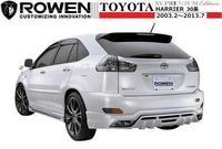 """Губа зад """"Rowen"""" Toyota Harrier 30, 35 / Lexus RX330 2003-2013"""