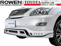 "Губа перед ""Rowen"" Toyota Harrier 30, 35 / Lexus RX330 2003-2013"