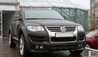 Обвес JE Design для Volkswagen Touareg 7L рестайлинг
