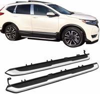 Пороги - подножки Honda CR-V (CRV) 2017, 2018, 2019