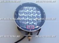 Светодиодная (LED) лампа 63w 21smd (круглая)