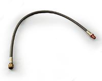 Шланг-удлинитель для установки датчика давления масла (сталь)