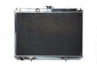 Радиатор алюминиевый Nissan X-Trail QR25DE 2.5i V6 40мм AT