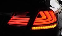 Стопы диодные тюнинг Honda Accord CR6 2013-2016 стиль Lexus