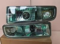 Туманки Lexus LX470 / Cygnus линза (зеленый оттенок)