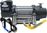 Лебедка электрическая Tigershark 13500 (12В)