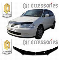 Дефлектор капота - мухобойка Honda Odyssey 99-03