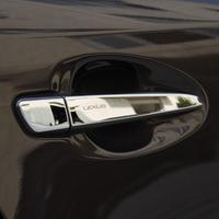 Накладки на ручки дверей хром метал Lexus ES/RX/CT/IS