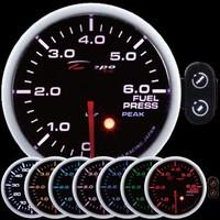 Датчик DEPO 60мм 7 цветов fuel press (давление топлива)