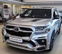 "Тюнинг обвес - бампера ""KHANN HRS Sport"" Toyota Land Cruiser 200 2016+ (FRP)"