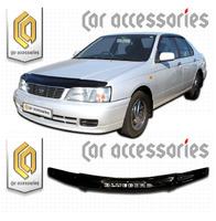 Дефлектор капота - мухобойка Nissan Bluebird 95-00